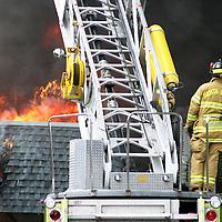 Emil Buscher School Fire 2004