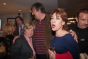 SANDI TOKSVIG; STEPHEN FRY; KATHY LETTE, BULLY BOY by Sandi Toksvig, St. James Theatre, 12 Palace Street, London. 19 September 2012