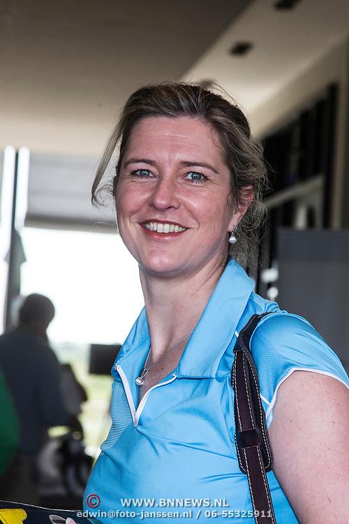 NLD/Amsterdam/20140517 - Don golftoernooi 2014, Kristie Boogert