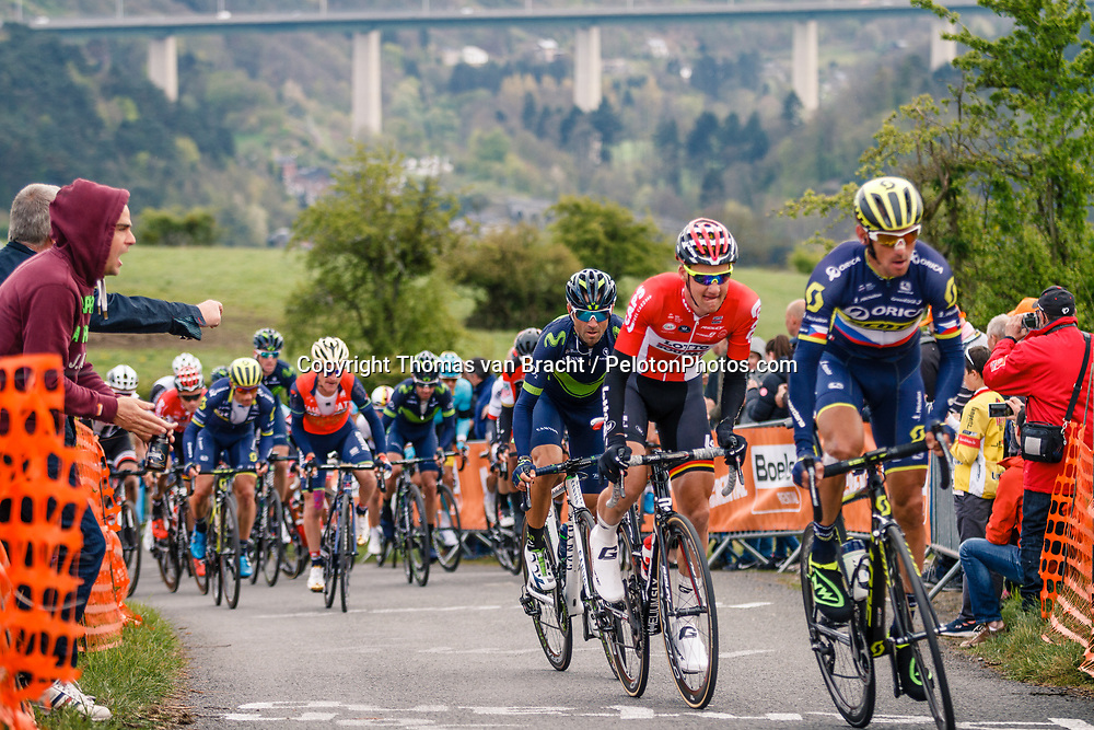 2017 Liège-Bastogne-Liège (UCI WorldTour) Belgium, 23 April 2017, Photo by Thomas van Bracht / PelotonPhotos.com