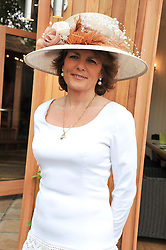 The DUCHESS OF RUTLAND at the 2012 RHS Chelsea Flower Show held at Royal Hospital Chelsea, London on 21st May 2012.