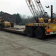 Vrachtwagens van Zwagerman Middenweg Nederhorst den Berg