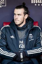 February 9, 2019 - Madrid, Spain - Gareth Bale of Real Madrid during La Liga match between Atletico de Madrid and Real Madrid at Wanda Metropolitano in Madrid Spain. February 09, 2018. (Credit Image: © Peter Sabok/NurPhoto via ZUMA Press)