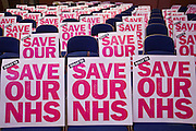 This week as the governments controversial Health and Social Care Bill enters its final stages in the House of Lords, patients, health workers and campaigners are to come together on Wednesday for a TUC-organised Save Our NHS rally in Westminster. On Wednesday (7 March 2012) over 2,000 nurses, midwives, doctors, physiotherapists, managers, paramedics, radiographers, cleaners, porters and other employees from across the health service will join with patients to fill Central Hall Westminster. Once inside they will listen to speeches from politicians, fellow health workers, union leaders and health service users.