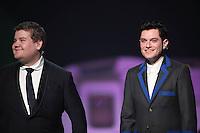 James Corden and Mathew Horne