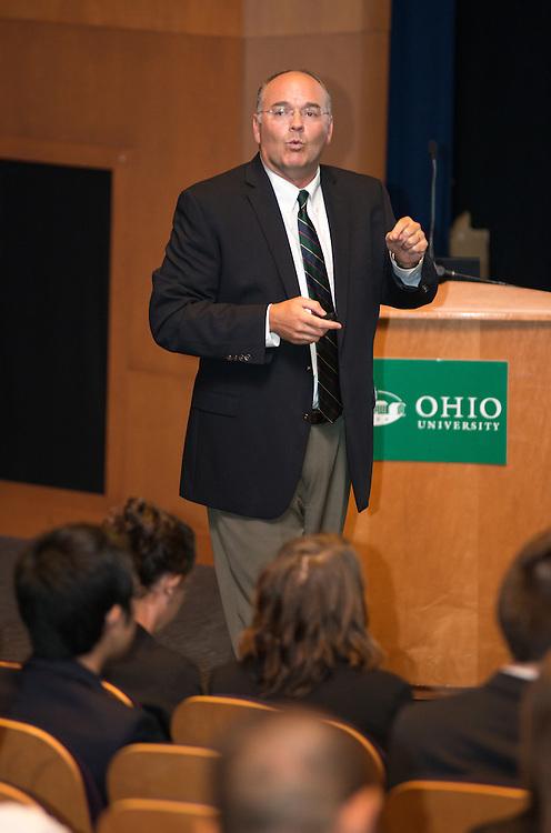 Walter Center for Strategic Leadership Speaker Series.