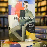 .LONDON, ENGLAND - OCTOBER 5: Shortlisted book by Simon Mawer, The Glass Room, is displayed at Hatchards in Piccadilly, ahead of the Man Booker 2009 on October 5, 2009 in London, England...***Agreed Fee's Apply To All Image Use***.Marco Secchi /Xianpix. tel +44 (0) 771 7298571. e-mail ms@msecchi.com .www.marcosecchi.com