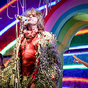 Flaming Lips perform @ Sliopanna Festival in Annapolis, MD on August 16, 2014.