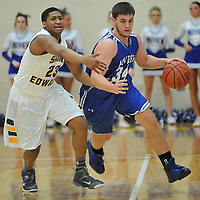 3.10.2012 Midview vs St. Edward Boys Basketball