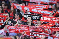 20100401: LISBON, PORTUGAL - SL Benfica vs Liverpool: Europa League 2009/2010 - Quarter-Finals - 1st leg. In picture: Benfica's Supporters. PHOTO: Alvaro Isidoro/CITYFILES