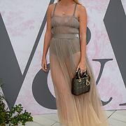 Alice Naylor Leyland arrives at V&A - summer party, on 19 June 2019, London, UK