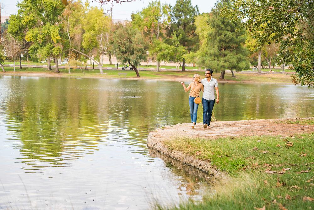 Yorba Regional Park, California