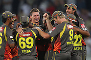 IPL Match 3 Sunrisers Hyderabad v Pune Warriors India