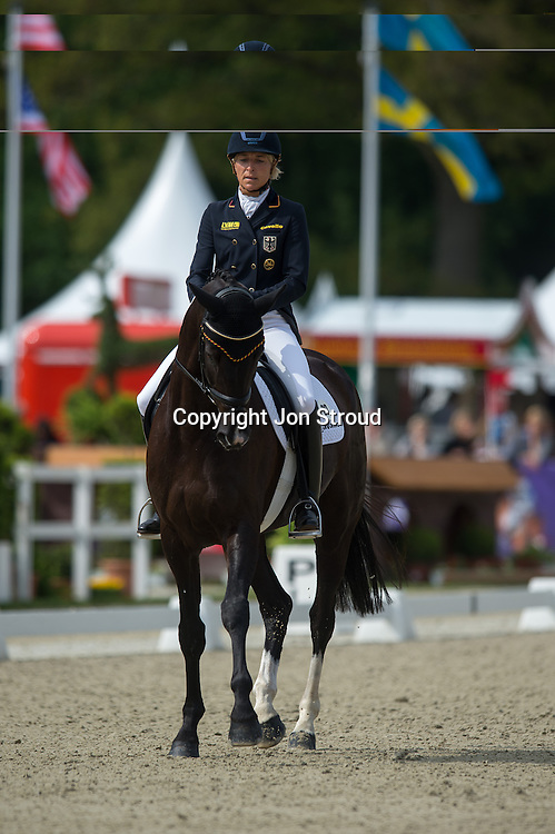 Ingrid Klimke (GER) & Tabasco TSF  - Dressage - Luhmuhlen CCI4* - Salzhausen, Germany - 14 June 2013
