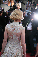 Nicole Kidman faces photographers at the 'Nebraska' film gala screening at the Cannes Film Festival Thursday 23rd May 2013