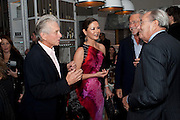 MICHAEL DOUGLAS; CATHERINE ZETA JONES; MICKY ARISON ,  Dom PŽrignon with Alex Dellal, Stavros Niarchos, and Vito Schnabel celebrate Dom PŽrignon Luminous. W Hotel Miami Beach. Opening of Miami Art Basel 2011, Miami Beach. 1 December 2011. .<br /> MICHAEL DOUGLAS; CATHERINE ZETA JONES; MICKY ARISON ,  Dom Pérignon with Alex Dellal, Stavros Niarchos, and Vito Schnabel celebrate Dom Pérignon Luminous. W Hotel Miami Beach. Opening of Miami Art Basel 2011, Miami Beach. 1 December 2011. .