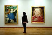Colombia, Bogota, Fernando Botero Museum, Dedicated To The Work Of Fernando Botero, Colombian Artist