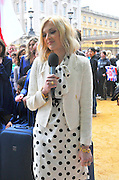 29.APRIL.2011. LONDON<br /> <br /> RADIO 1 PRESENTER FEARNE COTTON AT BUCKINGHAM PALACE FOR THE ROYAL WEDDING BETWEEN CATHERINE MIDDLETON AND PRINCE WILLIAM IN LONDON<br /> <br /> BYLINE: EDBIMAGEARCHIVE.COM<br /> <br /> *THIS IMAGE IS STRICTLY FOR UK NEWSPAPERS AND MAGAZINES ONLY*<br /> *FOR WORLD WIDE SALES AND WEB USE PLEASE CONTACT EDBIMAGEARCHIVE - 0208 954 5968*