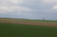 landscape countryside near  Provins france   /   paysage de campagne pres de  Provins, France