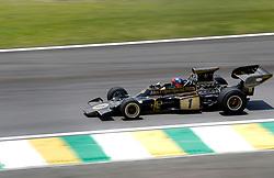 Motorsports / Formula 1: World Championship 2010, GP of Brazil, Emerson Fittipaldi (BRA)