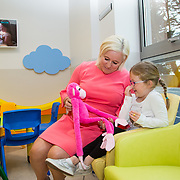 29.05. 2017.                                             <br /> IRELAND&rsquo;S largest and most advanced Emergency Department has opened this Monday at University Hospital Limerick.<br /> <br /> UHL CEO Colette Cowan welcomed the first paediatric patient to the new Emergency Department, Zoe Gubbins (6) Corbally, Limerick.<br /> <br /> <br /> <br /> A &euro;24 million project (development and equipment costs), the ED spans 3,850 square metres of floor space, over three times the size of the old department. In 2016, UHL had the busiest ED in the country, with over 64,000 attendances. Picture: Alan Place