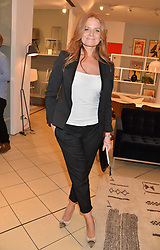 Actress PATSY PALMER at the launch of A Season In France hosted by Jasper Conran at The Conran Shop, 81 Fulham Road, London on 1st May 2014.