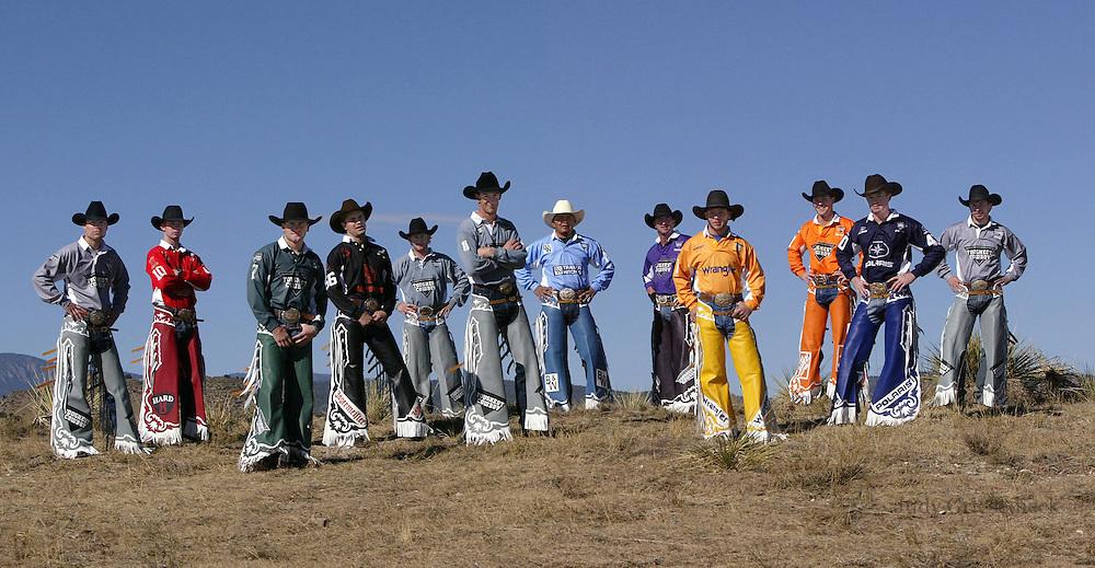 Pueblo, COL - Rodeo portraits