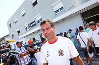 Frederic Gioria - Entraineur adjoint  - 29.06.2015 - Reprise Entrainement de Nice - 2015/2016<br />Photo : Serge Haouzi / Icon Sport
