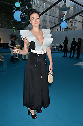 GIZZI ERSKINE at the Glamour Women of The Year Awards held in Berkeley Square, London on 2nd June 2015.
