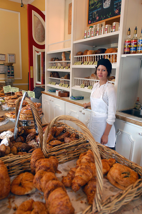 Amber McIntosh, Red Hen Bread Bakery, Chicago, Illinois, USA