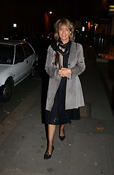 SABRINA GUINNESS<br /><br />at the 33rd birthday party of Jade Jagger, held at Garrard, 8 Grafton Street, London W1 on 21st October 2004.<br /><br /><br /><br />NON EXCLUSIVE - WORLD RIGHTS