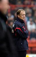 Photo: Ed Godden.<br />Bristol City v Doncaster Rovers. Coca Cola League 1. 28/10/2006. Doncaster Rovers Manager Sean O'Driscoll.