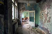 The once-thriving city of Pripyat, which housed many of the nuclear facility's workers, became a ghost town overnight as frantic residents were evacuated from their homes. They were told the evacuation was a precautionary measure for a few days, maybe a few weeks. They would, of course, never return to their homes again.