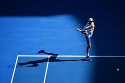 January 19, 2019 - Melbourne, AUSTRALIA - Novak Djokovic (Credit Image: © Panoramic via ZUMA Press)