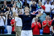Davis Cup Quarter Final GB v France Tie 4 - 19/07/2015