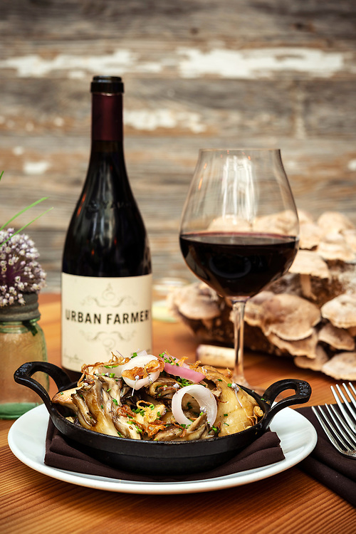 Oregon Wine Press-Urban Farmer