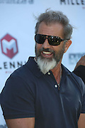 May 18, 2014 - Cannes, California, France - <br /> <br />  Mel Gibson attends the photocall of ''Expandables 3'' riding on a tank during the 67th Cannes International Film Festival in front of Hotel Carlton in Cannes, France, <br /> ©Exclusivepix