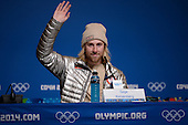 Snowboard Slopestyle, Mens - Sage Kotsenburg Press Conference