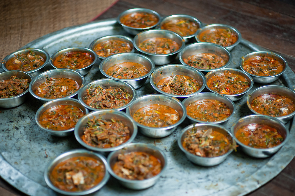 Curry bowls