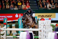 SMOLDERS Harrie (BES), Zinius<br /> Leipzig - Partner Pferd 2018   <br /> Longines FEI World Cup Jumping - Grosser Preis von Leipzig<br /> © www.sportfotos-lafrentz.de/Stefan LafrentzSmolders Harrie, NED, Zinius<br /> Leipzig - Partner Pferd 2018   <br /> Longines FEI World Cup Jumping - Grosser Preis von Leipzig<br /> © Hippo Foto - Stefan Lafrentz<br /> 21/01/2018