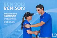 BCN2013 Michael Phelps at Village