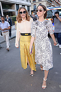 Fendi Arrivals - 5 July 2017