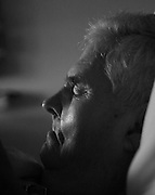 May father James Pratt in the hospital for dialysis.