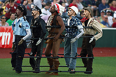 """Village People"" dancing mannequins Rights Managed Stock Images"