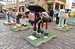 Shaun In The City - The Great Sheep Round Up at Coven Garden, London from 24-27 September 2015