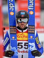 Kombinert<br /> FIS World Cup<br /> 16.01.2015<br /> Foto: Gepa/Digitalsport<br /> NORWAY ONLY<br /> <br /> SEEFELD - ØSTERRIKE<br /> <br /> FIS World Cup, Nordic Triple, Gundersen normal hill, men. Image shows Magnus H. Moan (NOR).