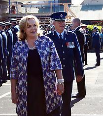 Auckland-Annual Manukau Counties Police Pay Parade