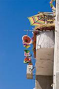 colours and shapes, Nachlat binyamin, Tel Aviv, Israel
