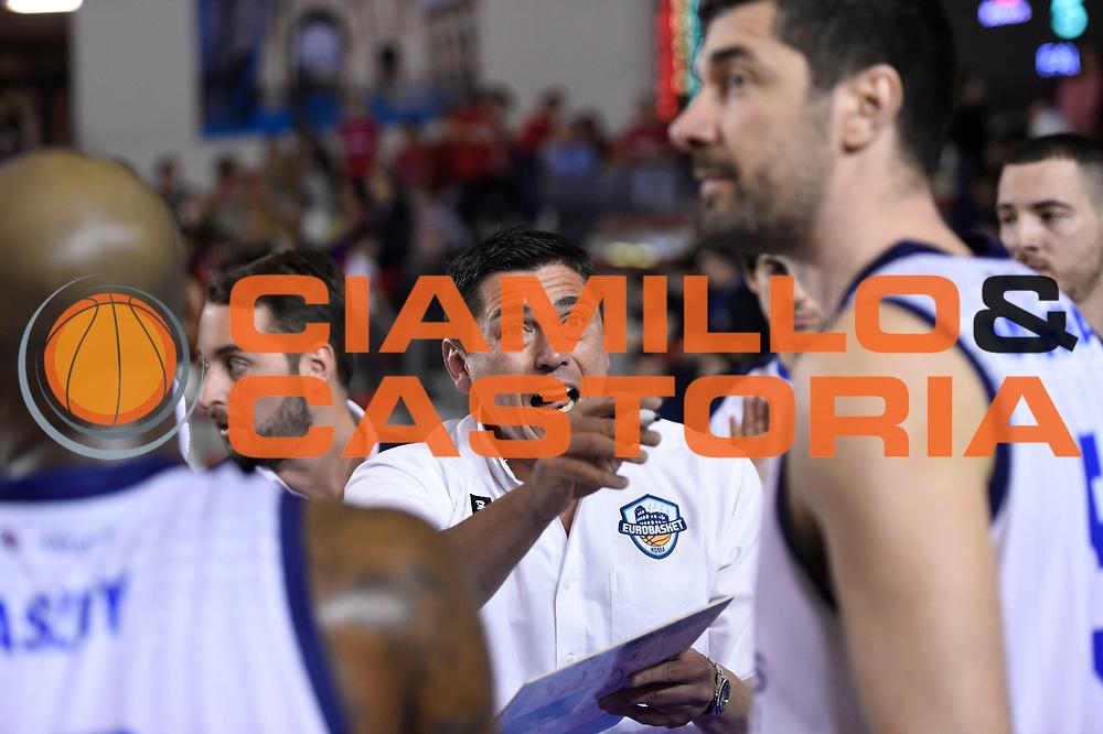 Davide Bonora<br /> Roma Gas &amp; Power Roma - Unicusano Roma<br /> Campionato Basket LNP 2016/2017<br /> Roma 12/03/2017<br /> Foto Ciamillo-Castoria