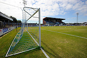 The Bob Lucas Stadium before the Pre-Season Friendly match between Weymouth FC and Plymouth Argyle at the Bob Lucas Stadium, Weymouth, United Kingdom on 23 July 2016. Photo by Graham Hunt.